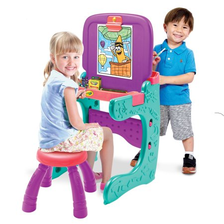 Crayola Art N Activity Studio Convertible Easel/Desk