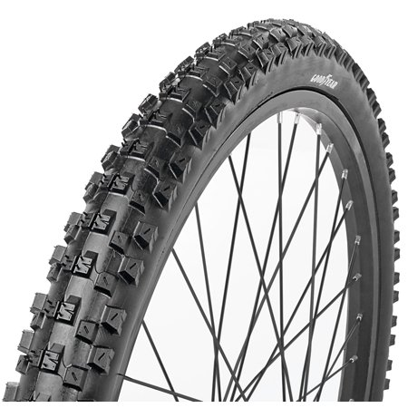 Goodyear 24 x 2.0 Folding Mountain Bike Tire, - 29er Mountain Bike Tire
