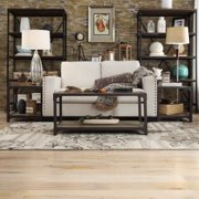 iNSPIRE Q Sadie 3-piece Industrial Rustic Occasional Accent Table Set by  Classic