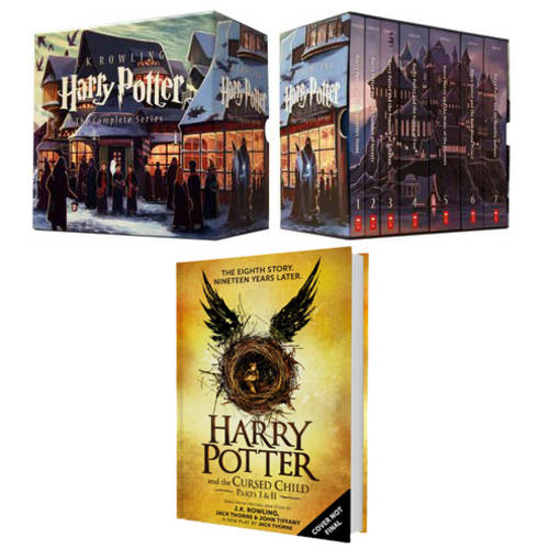 Harry Potter the Complete Series & Cursed Child , Parts I & II