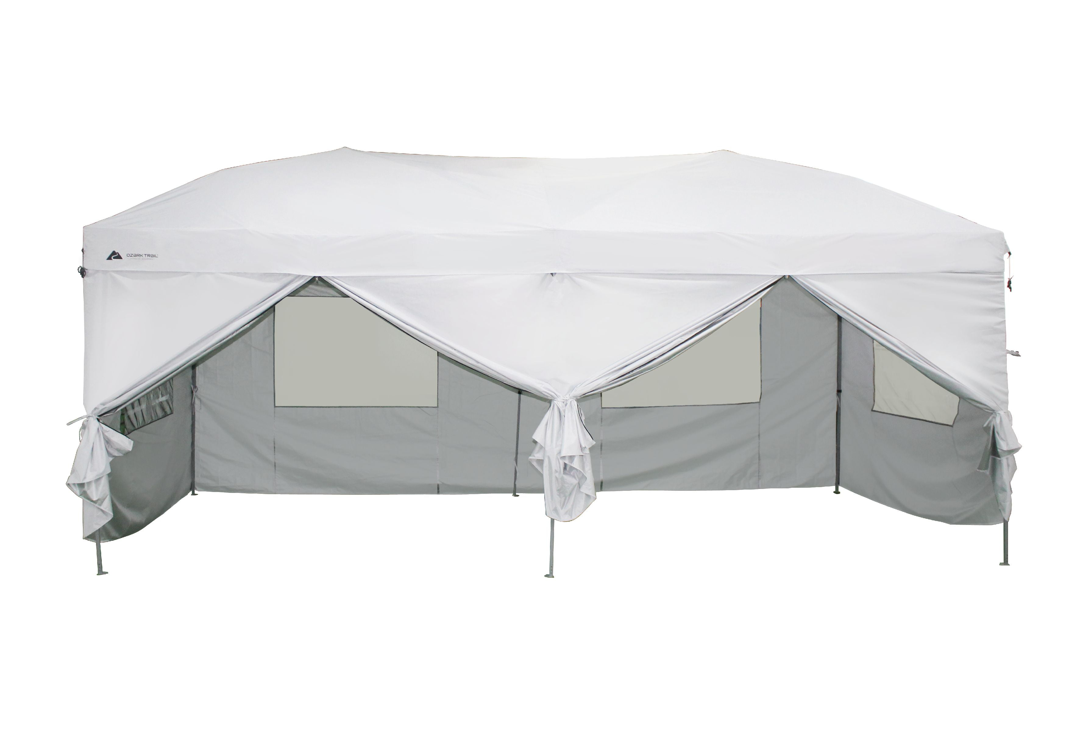 Ozark Trail 20x10 Canopy with Side Walls by WESTFIELD OUTDOOR INC
