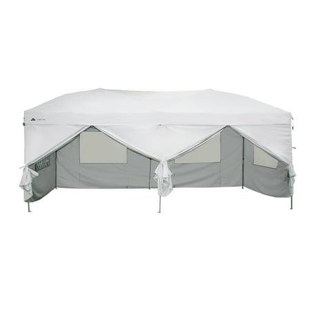 - Ozark Trail 20x10 Canopy with Side Walls