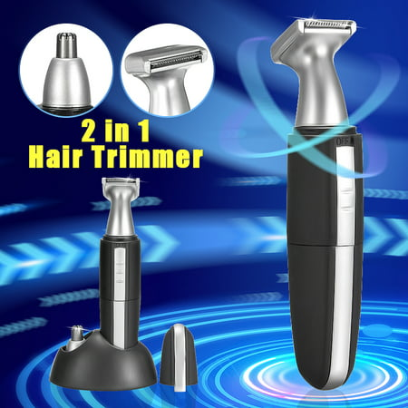 KEMEI Pro All in One Wet/Dry Electric Men's Woman Grooming Kit  Rechargeable Beard Trimmers Shavers, Hair Clippers, Mustache. Ear, Nose, Body Grooming Face Eyebrow