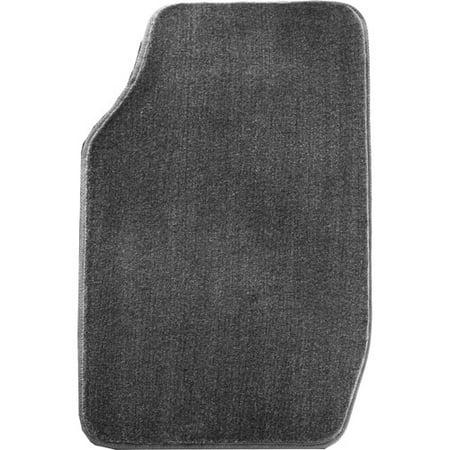 Kraco 4pc Carpet Floor Mat Set Black Walmart Com