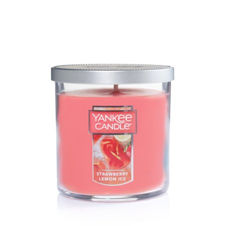 Yankee Candle Strawberry Lemon Ice - Small Tumbler Candle - Yankee Candle Halloween Lantern