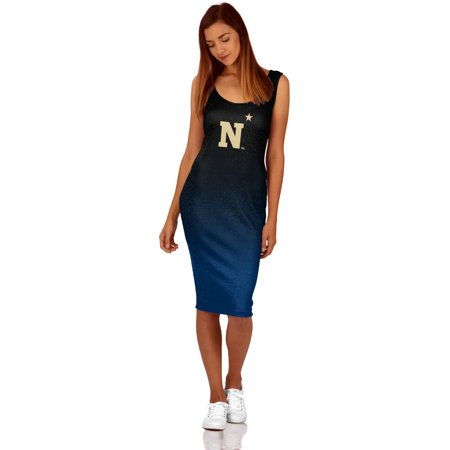 ProSphere Women's United States Naval Academy University Ombre Dress