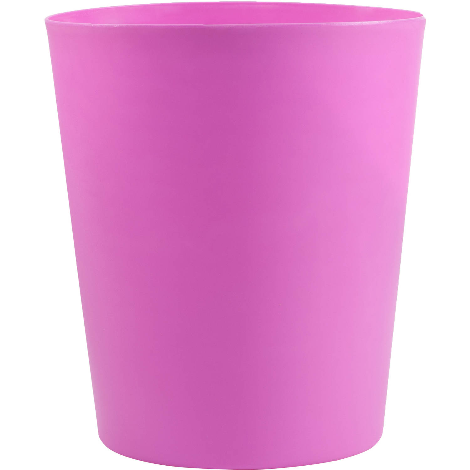 Everyday Home Trash Can, Pink by Trademark Global LLC