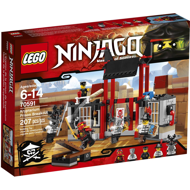 LEGO NINJAGO Kryptarium Prison Breakout, 70591