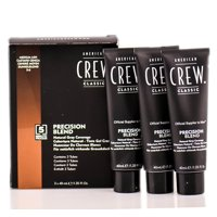 American Crew Precision Blend Hair Dye, Medium Ash, 1.35 Oz, 3 Ct
