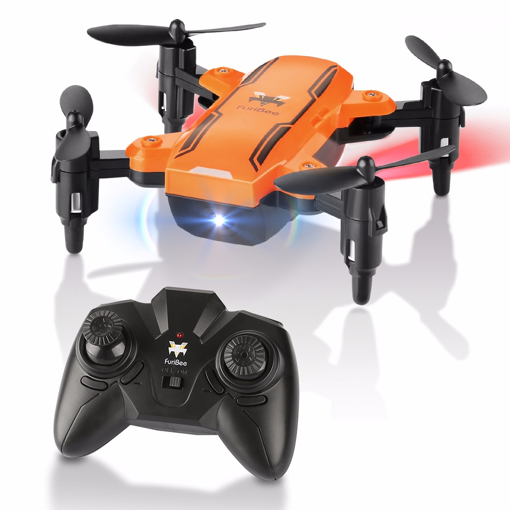 H815 RC Mini Drone, 2.4GHz 4CH 6 Axis Gyro Remote Control Quadcopter