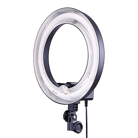 Neewer Camera Photo Dimmable 14 Inches 36 Centimeters Outer 10 Inches 25 Centimeters Inner Continuous Lighting Ring For Portrait Photography Youtube Vine Video Shooting 50W 400W Equivalent 5500K