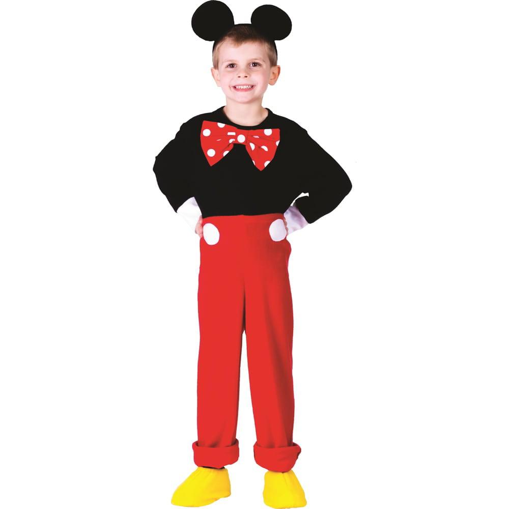 Dress Up America  Boys' Mr. Mouse Costume