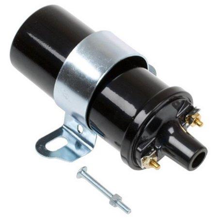 396547R93 Universal 12V With Internal Resistor Bracket Ignition Coil