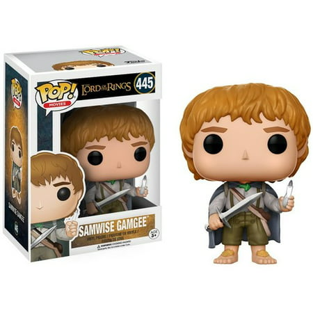 FUNKO POP! MOVIES: LORD OF THE RINGS/HOBBIT - SAMWISE GAMGEE - Ring Pops