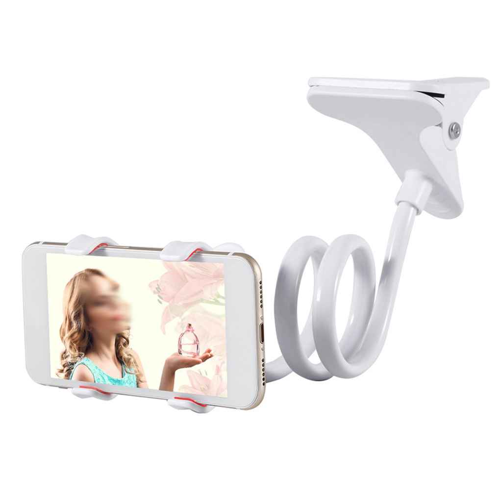 Cellphones & Telecommunications Universal Bed Desktop Car Mount Phone Holder 360 Rotating Flexible Phone Bracket Stand Mobile Phone Accessories