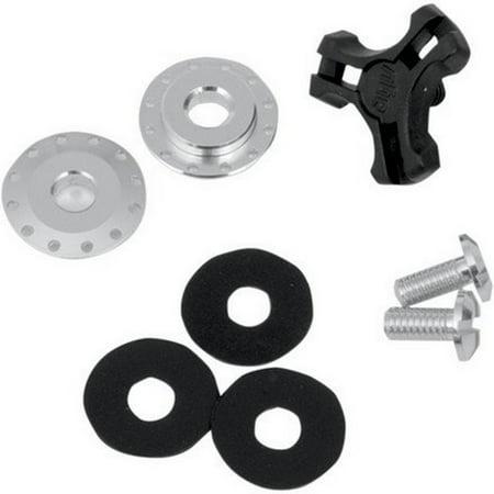 Agv Visor - AGV Helmet Visor Screw Kit for AX-8 KIT75130999