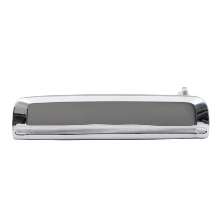 Drivers Outside Outer Chrome Door Handle Replacement for Nissan Pickup Truck 8060701A00