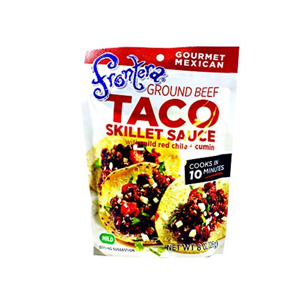 Frontera Taco Skillet Sauce with Mild Red Chile + Cumin, 8 ...