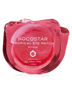 KOCOSTAR Tropical Eye Patch Unscented - Pitaya (Individually packed)  10pairs