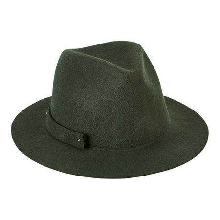 San Diego Hat Company - Women s San Diego Hat Company Packable Felt Fedora  WFH8205 - Walmart.com 57cc73289ee5