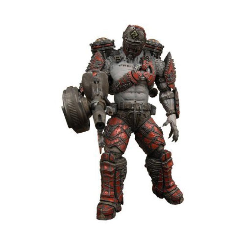 Gears of War NECA Series 4 Action Figure Locust Grenadier...