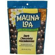 Mauna Loa Dark Chocolate Macadamias, 6 Oz.