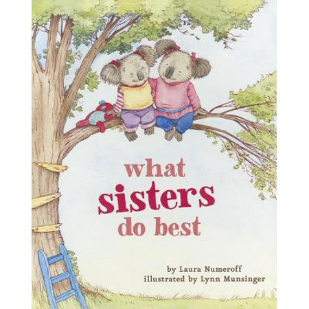 What Sisters Do Best (Board Book) (Whats The Best Antivirus)