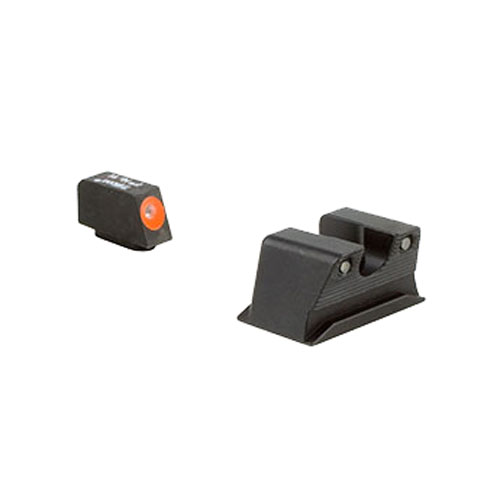 Trijicon Heavy Duty Night Sights Orange Front Outline Walther PPS by Trijicon
