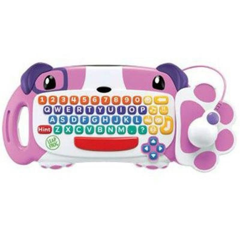 LeapFrog Clickstart My First Computer Pink by LeapFrog Enterprises, Inc