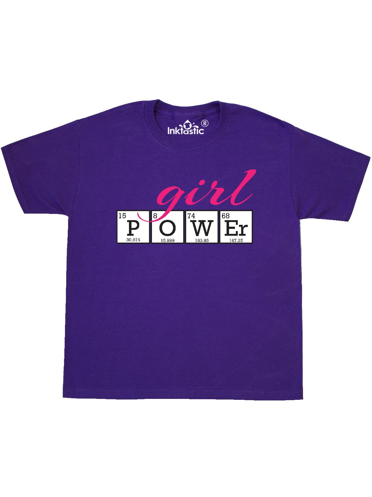 Girl Power Youth T-Shirt