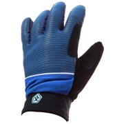 Sessions Dazed Gloves Blue Royale Mini Stripe Mens