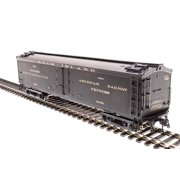 "Broadway Limited 1826 HO Rock Island 53'6"" Wood Express Reefer #4908"