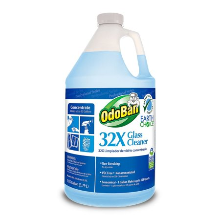 OdoBan Earth Choice 32X Glass Cleaner Concentrate 1