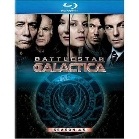 Battlestar Galactica  Season 4 5  Blu Ray