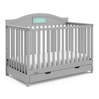 Graco Story Customizable 5-in-1 Convertible Crib w Drawer