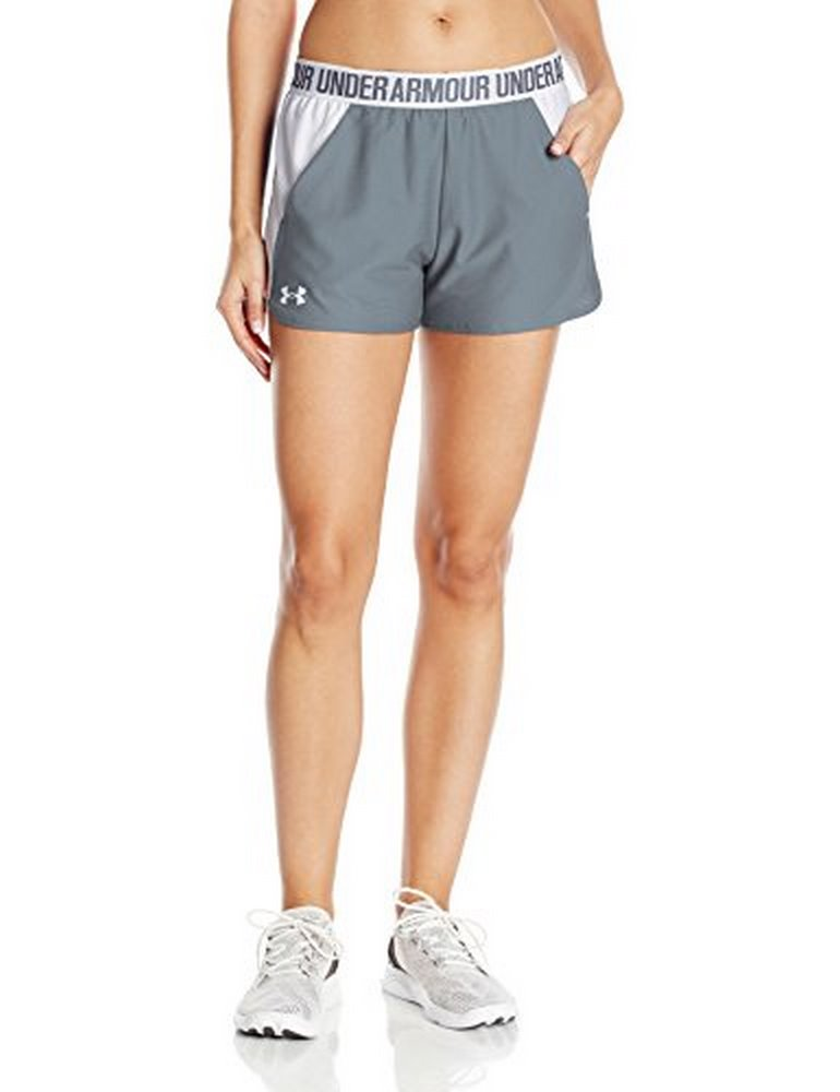Under Armour Womens New Play Up Neon Shorts
