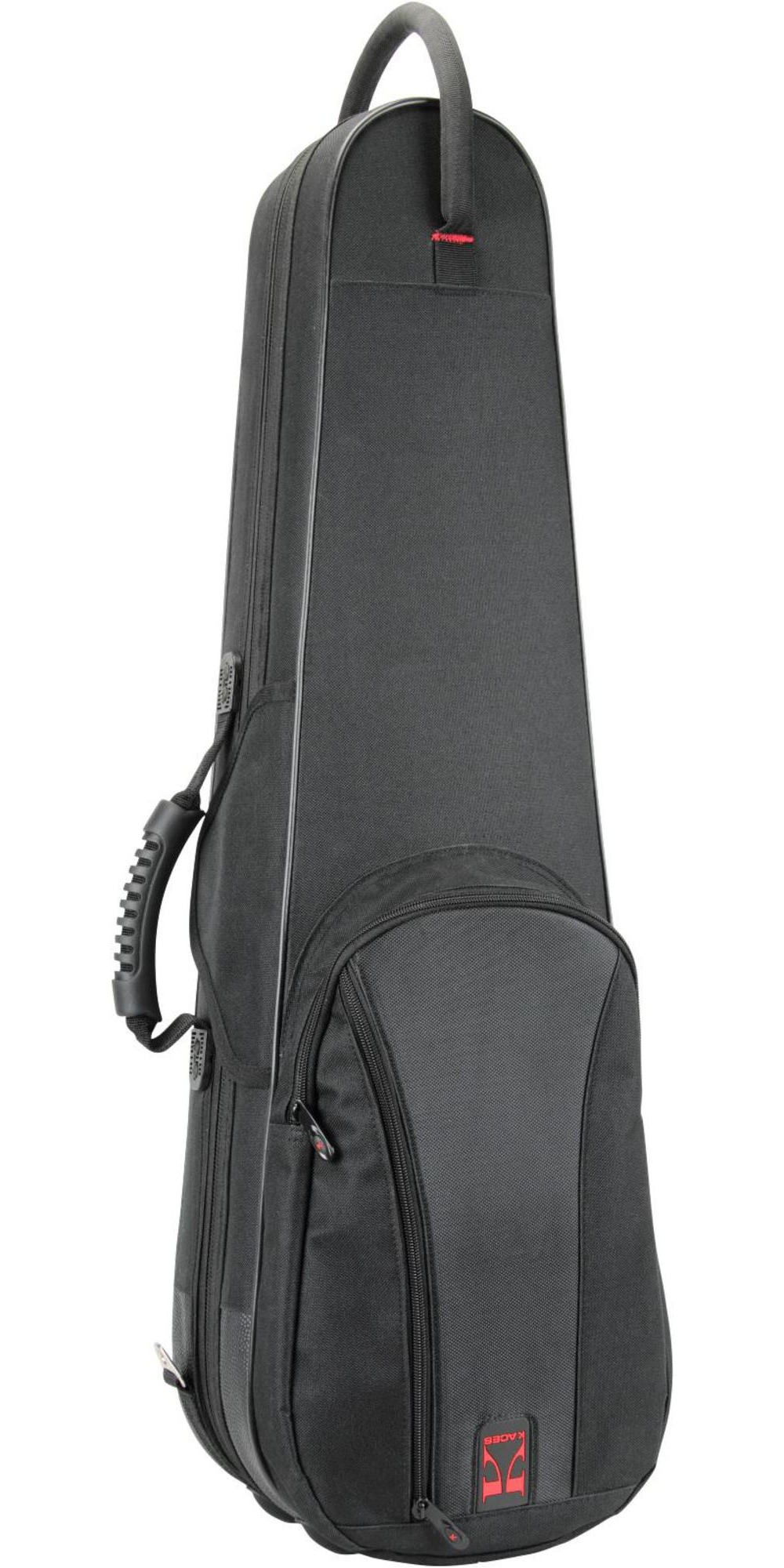 Kaces Deluxe Violin Case 4 4 Size by Kaces
