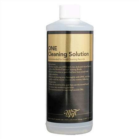 One Record Cleaning Fluid 16Oz