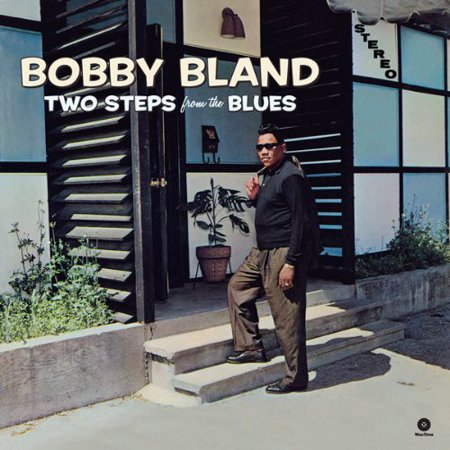 Two Steps from the Blues (Vinyl) (Bobby Blue Bland Two Steps From The Blues)