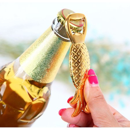 Bottle Opener Pineapple Shape Alloy Tool Wedding Party Gift Souvenirs](Wedding Souvenirs)