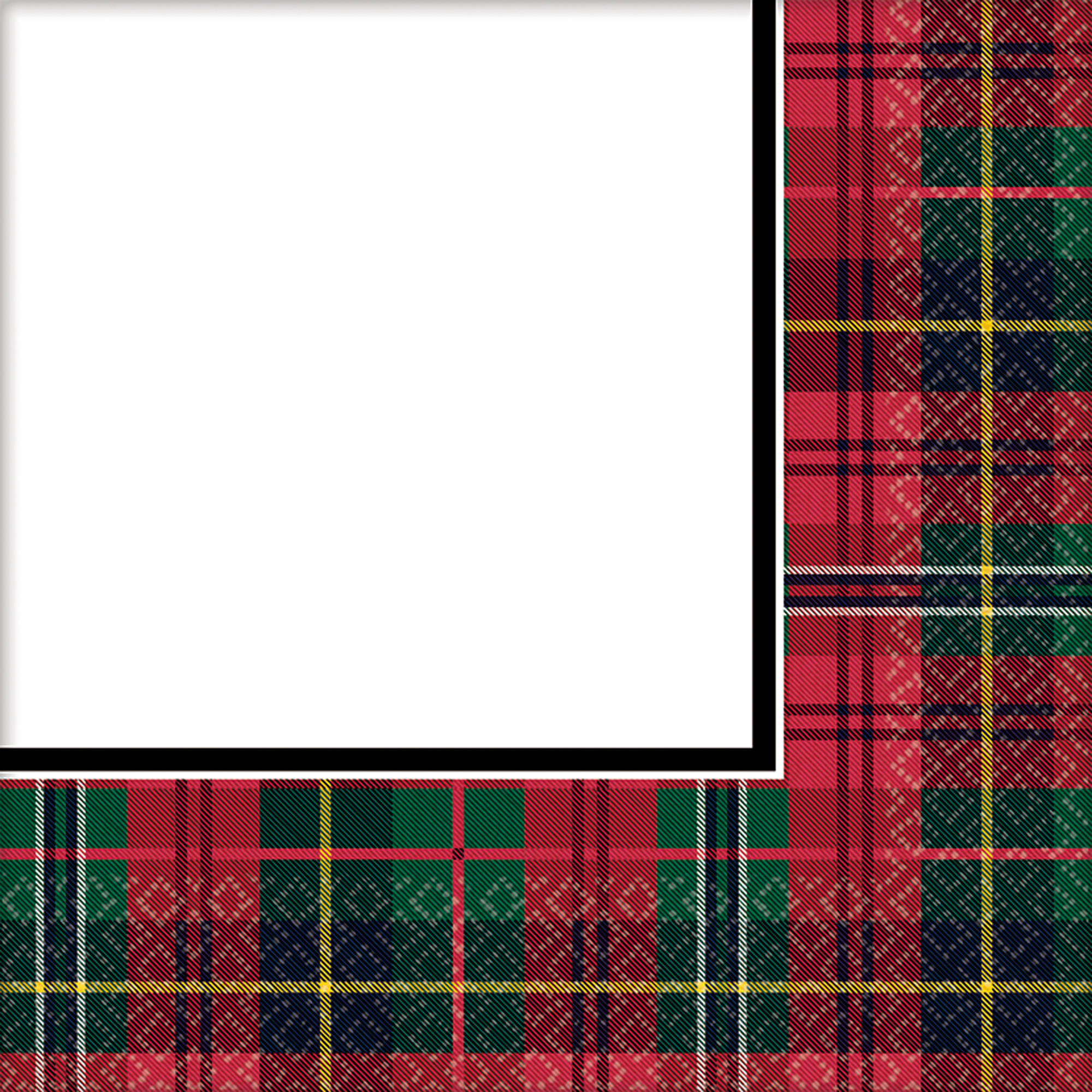 Holiday Charm Luncheon Napkins, Pack of 125
