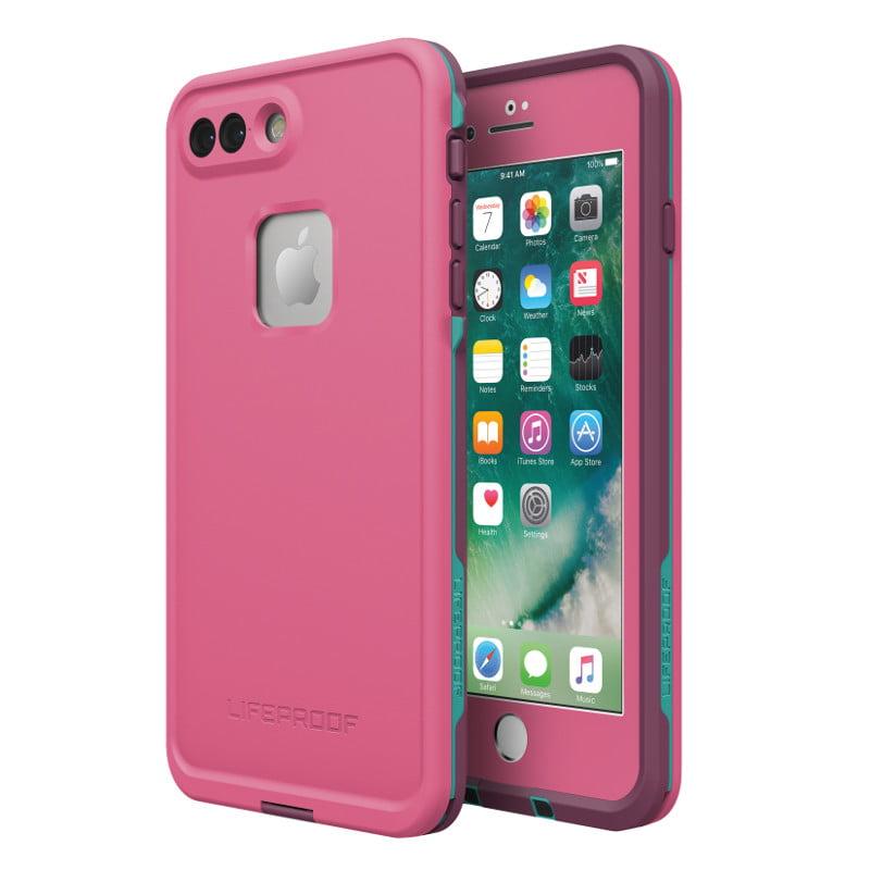 Lifeproof Fre Waterproof case for iPhone 7 Plus, Asphalt Black