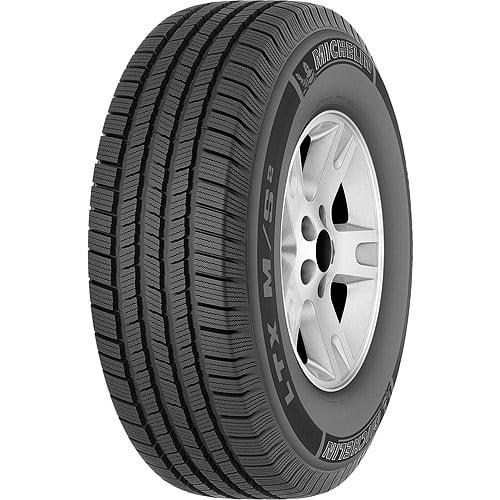 Michelin LTX M/S2 Tire P265/75R16 114T