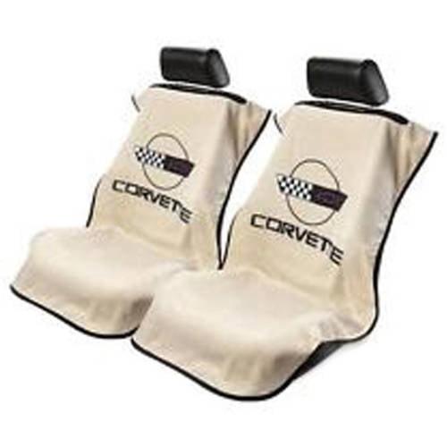 SeatArmour Corvette C4 Tan Seat Armour