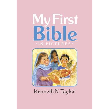 My First Bible in Pictures, Baby - Babys First Bible