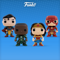 Deals on Funko POP DC: Imperial Palace Set of 4
