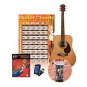 Chordbuddy Holiday Learning Pack with Acoustic Guitar