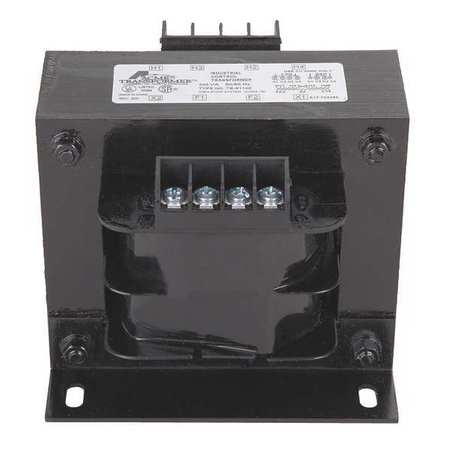 ACME ELECTRIC TBGR81325 Transformer, In 240/480V, Out 24V, 250VA