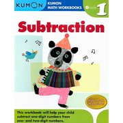 Subtraction Grade 1 (Paperback)