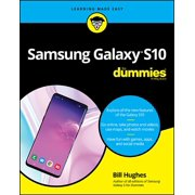 Samsung Galaxy S10 for Dummies (Paperback)
